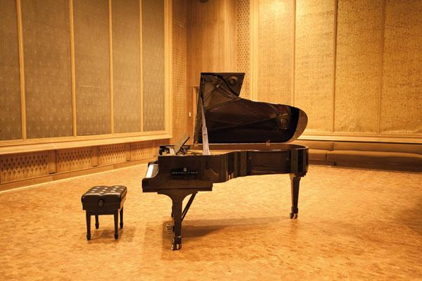 Piano Rental Berlin, Concert Grand, Steinway & Sons, D-274